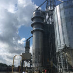 Ag Rail grain dryer
